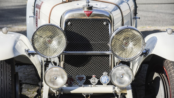 1933 Alvis Firefly SA 11.9 Cross & Ellis 4-seat open tourer For Sale (picture 89 of 132)