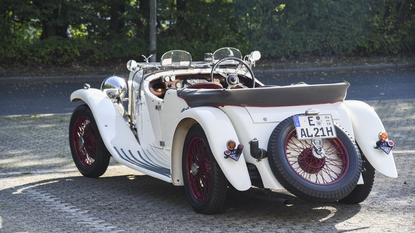 1933 Alvis Firefly SA 11.9 Cross & Ellis 4-seat open tourer For Sale (picture 19 of 132)