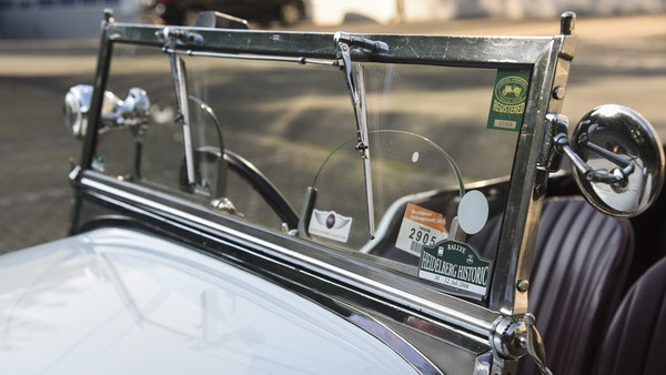 1933 Alvis Firefly SA 11.9 Cross & Ellis 4-seat open tourer For Sale (picture 84 of 132)