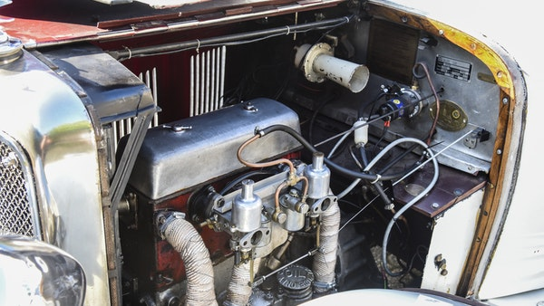 1933 Alvis Firefly SA 11.9 Cross & Ellis 4-seat open tourer For Sale (picture 68 of 132)