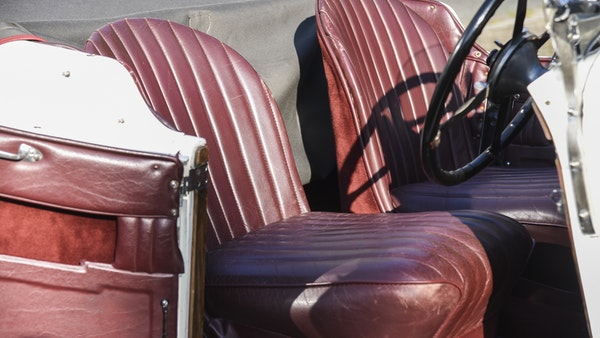 1933 Alvis Firefly SA 11.9 Cross & Ellis 4-seat open tourer For Sale (picture 43 of 132)