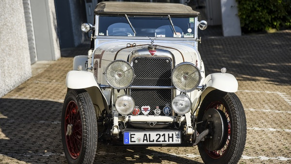 1933 Alvis Firefly SA 11.9 Cross & Ellis 4-seat open tourer For Sale (picture 7 of 132)