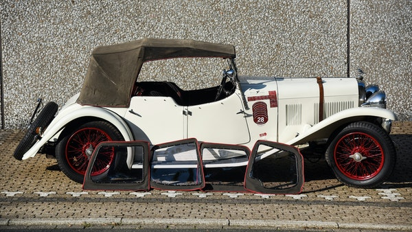 1933 Alvis Firefly SA 11.9 Cross & Ellis 4-seat open tourer For Sale (picture 13 of 132)