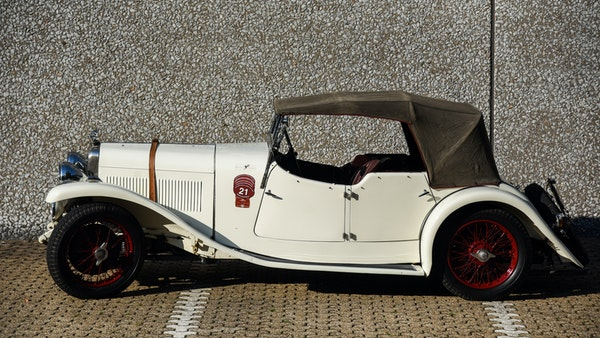 1933 Alvis Firefly SA 11.9 Cross & Ellis 4-seat open tourer For Sale (picture 6 of 132)