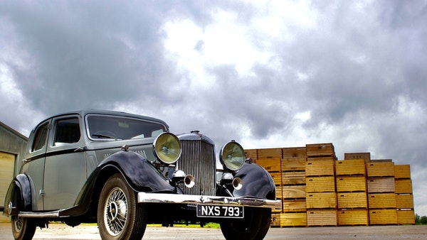 1936 Alvis Silver Crest 20/92 For Sale (picture 25 of 113)