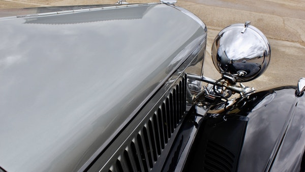 1936 Alvis Silver Crest 20/92 For Sale (picture 100 of 113)