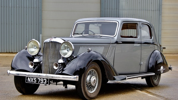 1936 Alvis Silver Crest 20/92 For Sale (picture 1 of 113)
