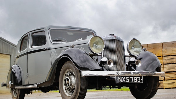 1936 Alvis Silver Crest 20/92 For Sale (picture 24 of 113)