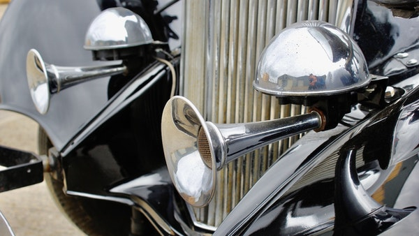 1936 Alvis Silver Crest 20/92 For Sale (picture 76 of 113)