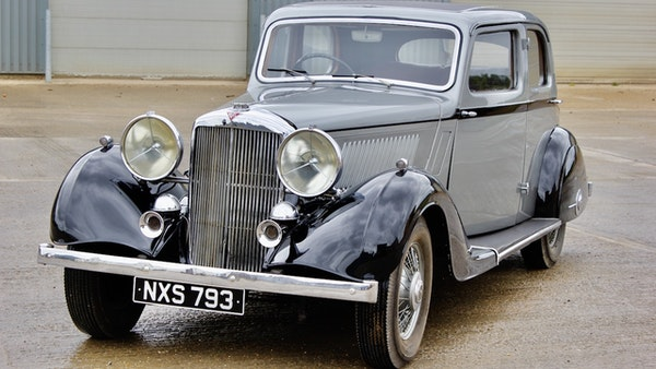 1936 Alvis Silver Crest 20/92 For Sale (picture 23 of 113)