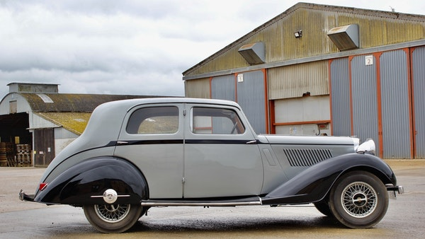1936 Alvis Silver Crest 20/92 For Sale (picture 7 of 113)