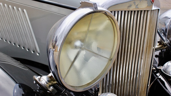 1936 Alvis Silver Crest 20/92 For Sale (picture 79 of 113)