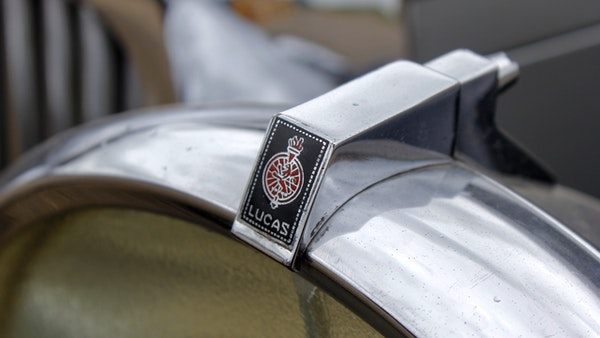 1936 Alvis Silver Crest 20/92 For Sale (picture 94 of 113)