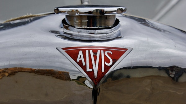 1936 Alvis Silver Crest 20/92 For Sale (picture 78 of 113)