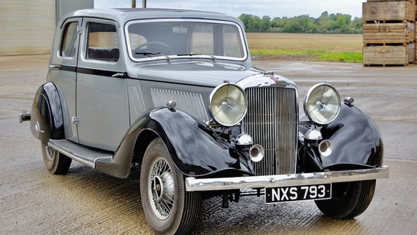 1936 Alvis Silver Crest 20/92 For Sale (picture 3 of 113)