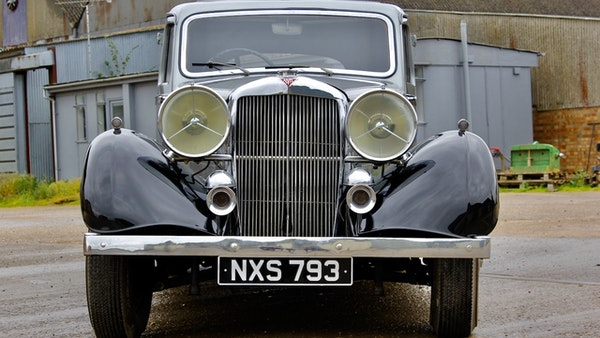 1936 Alvis Silver Crest 20/92 For Sale (picture 15 of 113)