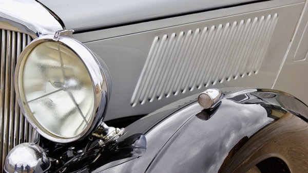 1936 Alvis Silver Crest 20/92 For Sale (picture 93 of 113)
