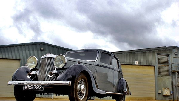 1936 Alvis Silver Crest 20/92 For Sale (picture 21 of 113)