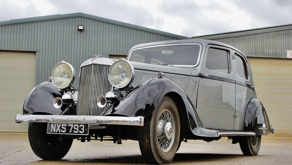 1936 Alvis Silver Crest 20/92 For Sale (picture 22 of 113)