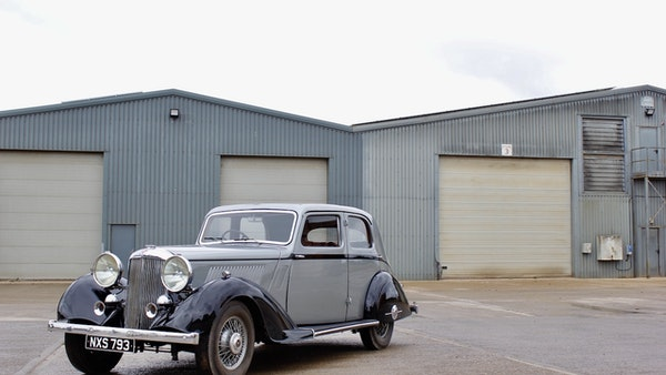 1936 Alvis Silver Crest 20/92 For Sale (picture 18 of 113)