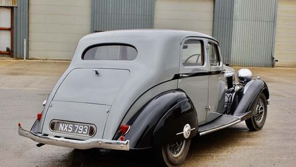 1936 Alvis Silver Crest 20/92 For Sale (picture 5 of 113)