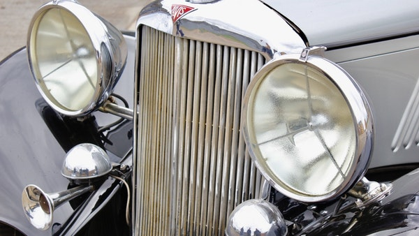 1936 Alvis Silver Crest 20/92 For Sale (picture 92 of 113)