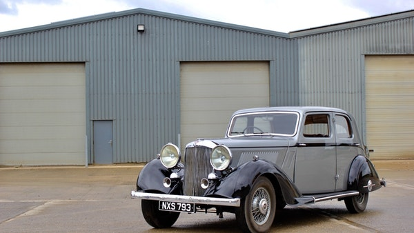 1936 Alvis Silver Crest 20/92 For Sale (picture 4 of 113)