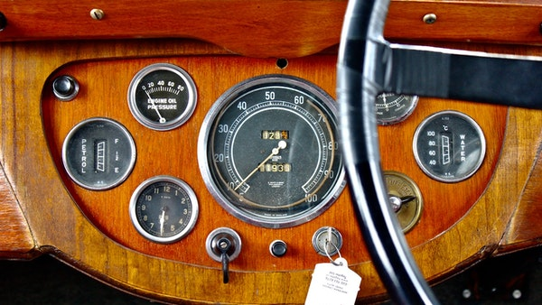 1936 Alvis Silver Crest 20/92 For Sale (picture 40 of 113)