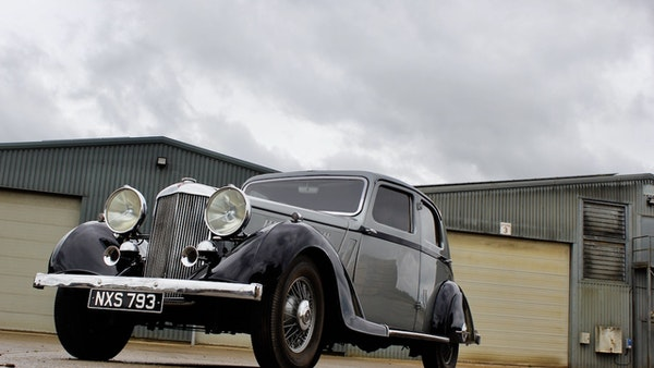 1936 Alvis Silver Crest 20/92 For Sale (picture 20 of 113)