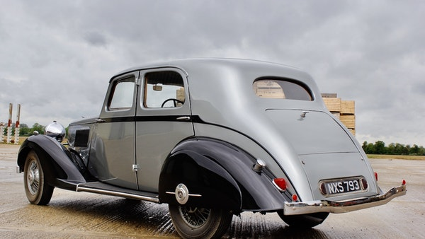 1936 Alvis Silver Crest 20/92 For Sale (picture 13 of 113)