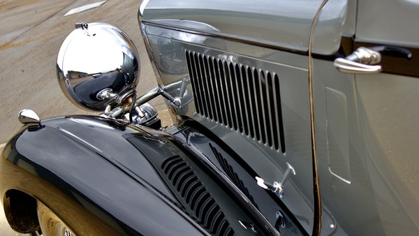 1936 Alvis Silver Crest 20/92 For Sale (picture 73 of 113)