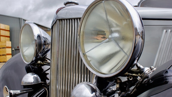 1936 Alvis Silver Crest 20/92 For Sale (picture 75 of 113)