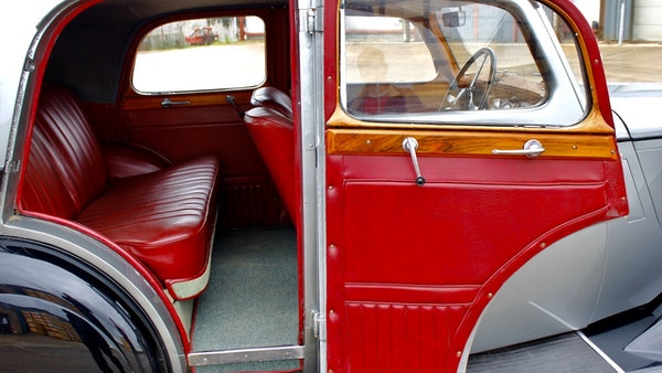 1936 Alvis Silver Crest 20/92 For Sale (picture 34 of 113)
