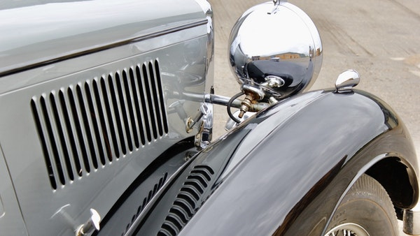 1936 Alvis Silver Crest 20/92 For Sale (picture 87 of 113)