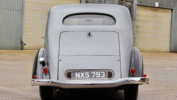 1936 Alvis Silver Crest 20/92 For Sale (picture 11 of 113)