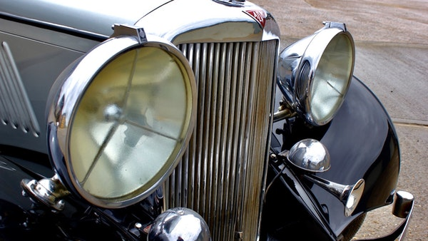 1936 Alvis Silver Crest 20/92 For Sale (picture 80 of 113)