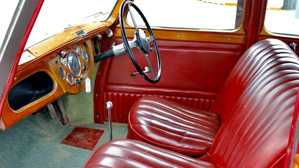 1936 Alvis Silver Crest 20/92 For Sale (picture 42 of 113)