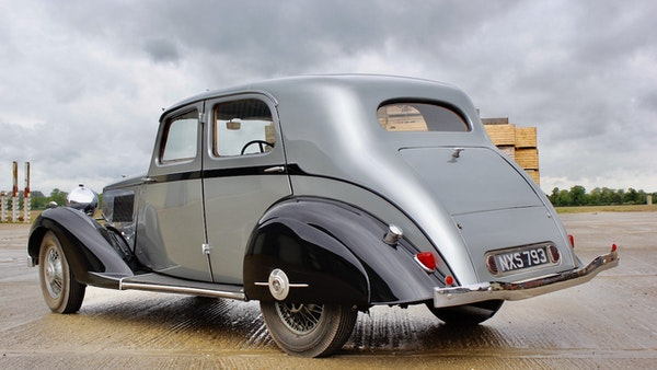 1936 Alvis Silver Crest 20/92 For Sale (picture 8 of 113)
