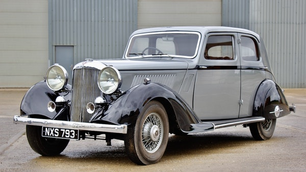 1936 Alvis Silver Crest 20/92 For Sale (picture 17 of 113)