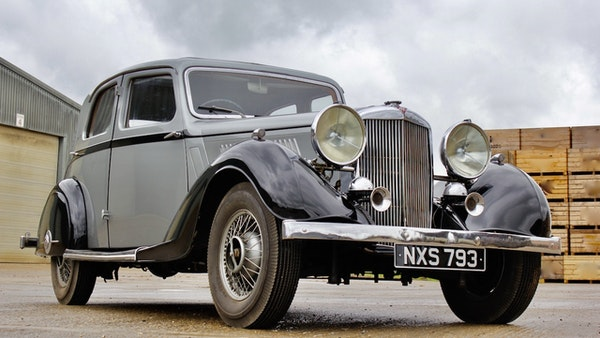 1936 Alvis Silver Crest 20/92 For Sale (picture 26 of 113)