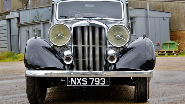 1936 Alvis Silver Crest 20/92 For Sale (picture 14 of 113)
