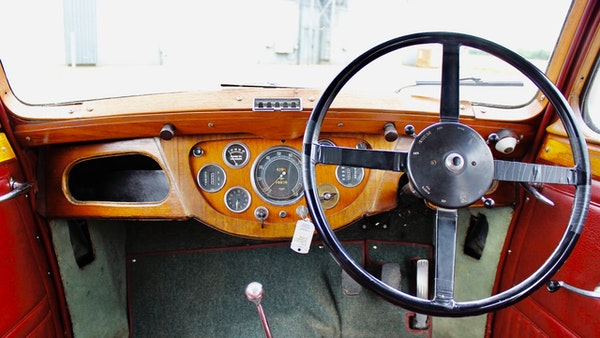 1936 Alvis Silver Crest 20/92 For Sale (picture 41 of 113)