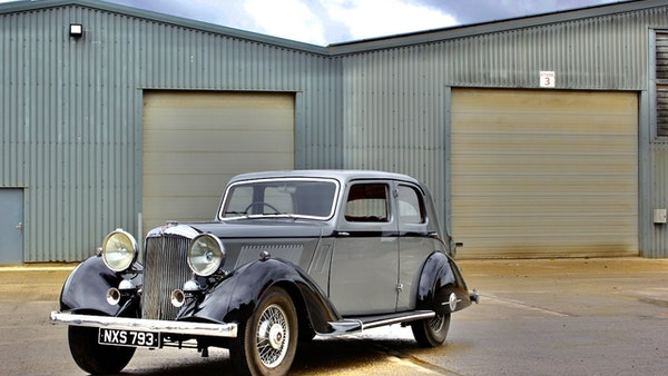 1936 Alvis Silver Crest 20/92 For Sale (picture 16 of 113)