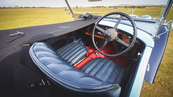 NO RESERVE! 1936 Alvis Speed 20 SD For Sale (picture 22 of 140)