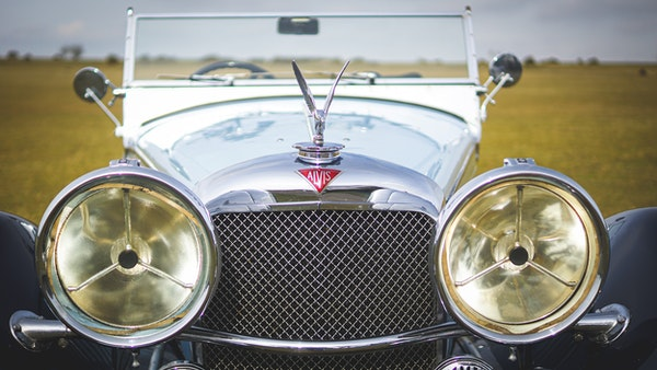 NO RESERVE! 1936 Alvis Speed 20 SD For Sale (picture 51 of 140)