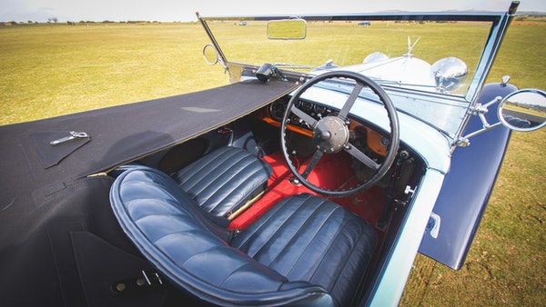 NO RESERVE! 1936 Alvis Speed 20 SD For Sale (picture 23 of 140)