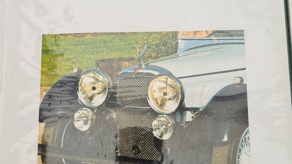 NO RESERVE! 1936 Alvis Speed 20 SD For Sale (picture 122 of 140)