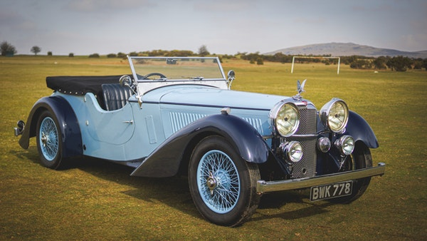 NO RESERVE! 1936 Alvis Speed 20 SD For Sale (picture 15 of 140)