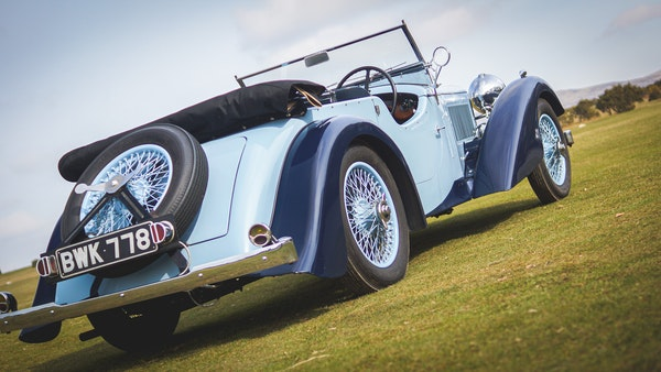 NO RESERVE! 1936 Alvis Speed 20 SD For Sale (picture 11 of 140)