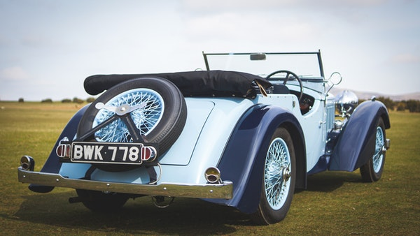 NO RESERVE! 1936 Alvis Speed 20 SD For Sale (picture 10 of 140)